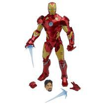 Boneco Hasbro Marvel Legends Series Iron Man B7434