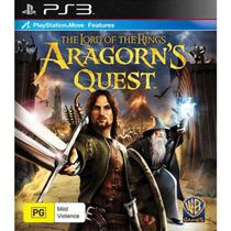 Jogo Lord Of The Rings Aragorns Quest PS3