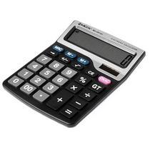 Calculadora Mox MO-CM1201 com 12 Digitos - Preto