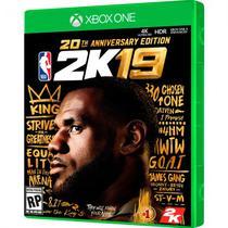 Jogo Nba 2K19 20TH Anniversary Edition Xbox One