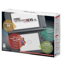 Console Nintendo New 3DS XL Preto