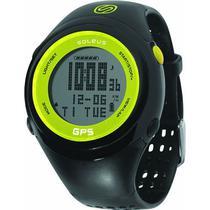 Relogio GPS Soleus SG100-351 Lime Dist/Cron/Vel/Cal