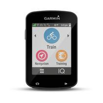GPS Ciclocomputador Garmin Edge 820 010-01626-00 com Tela 2.3/Bluetooth/Wi-Fi/Ant+ - Preto