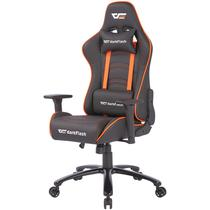 Cadeira Gaming Darkflash RC-600 - Preto/Laranja