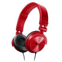 Fone Philips SHL-3050RD Vermelho