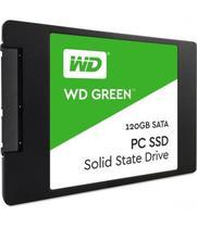 HD SSD 120G WD Green 540-405MB.