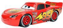 Carrinho Metals Die Cast Lightning Mcqueen Disney/Pixar Cars 1:24