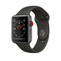 Apple Watch S3 38MM MQKY2LL - Cinza Espacieal