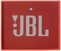 Caixa de Som JBL Go - Bluetooth - Laranja