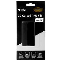 Pelicula para Galaxy S8 4LIFE 3D Curved Tpu Film - Transparente