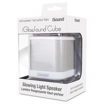 Caixa de Som Isound Iglowsound Cube Branco