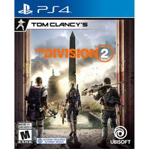 Jogo para Playstation 4 Tom Clancy s The Division 2