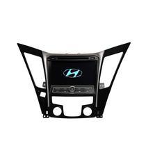 "Central Multimidia Booster Hyundai Sonata 8"" 2011/2015"