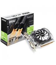 Placa de Vídeo 2G GT730 MSI 700M/128B DDR3 PCI-Exp