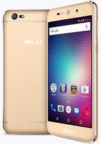 Celular Blu Grand Max G-110Q 8GB Dual Dourado