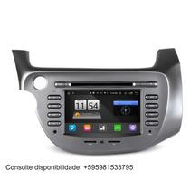 Central Multimidia M1 Honda Fit (09-14) M7021 Android 6.0