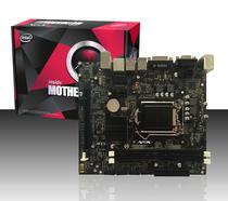 Placa Mãe 1155 Afox IB75-MA5 VGA/HDMI LGA1155/DDR3