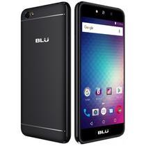 """Smartphone Blu Grand M G070EQ Dual Sim 3G Tela 5.0"""" Cpu 4Core Cam. 5MP/3.2MP Preto"""