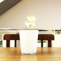 Vaso Decorativo Susie Ceramic Branco