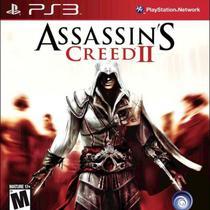 Jogo Assassins Creed 2 PS3