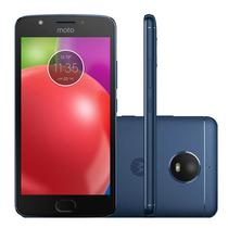 Smartphone Motorola Moto E4 XT1762 2GB+16GB Lte Dual Sim 5.0 Cam.8MP+5MP-Azul