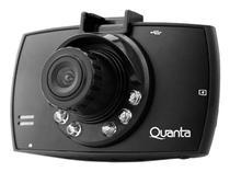 "Camera para Carro Quanta QTADV510 2.4"" HD USB/SD Preto"