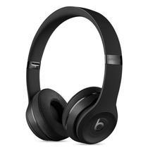 Fone de Ouvido Sem Fio Beats SOLO3 Wireless MP582LL/A com Bluetooth - Preto