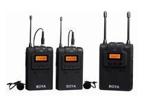 Microfone Boya BY-WM8 Pro K2 TX8+TX8+RX8 Novo