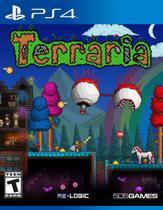 Jogo Terraria PS4