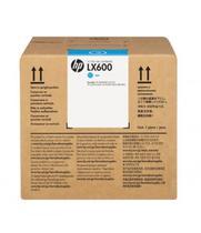 Tinta HP Latex LX600 Cyan (CC586A) 3-Litros@.