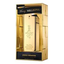 Perfume Masculino Paco Rabanne 1 Million Merry Millions 100ML