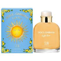 Perfume Dolce & Gabbana Light Blue Sun Eau de Toilette Masculino 125 ML