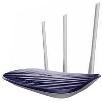 Roteador TP-Link Archer C20 AC750 300 + 433 MBPS 3 Antenas - Azul/Branco