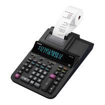 Calculadora com Bobina Casio DR-120R-BK Bivolt - Preto