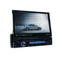 DVD Automotivo Roadstar RS-7755 - Retratil - TV - USB - Bluetooth - 7 Polegadas