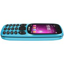 "Celular Blu Tank JR Plus T610 2.4"" Dual Sim Bluetooth Cyan"