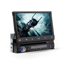"Receptor Multimedia Roadstar 7745 7"" DVD/SD/USB-Preto"