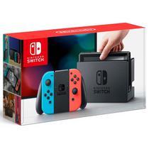 Console Nintendo Switch 32GB Neon - Asia