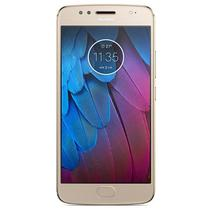 "Smartphone Motorola Moto G5S XT1794 Dual Sim 32GB 5.2"" 16MP/5MP Os 7.1.1 - Dourado"