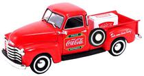 Chevrolet Stepside Pickup 1953 Coca Cola Escala 1:43 - Motor City 478104