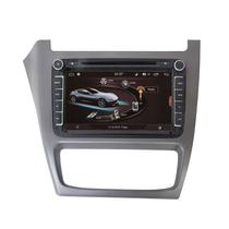 "Central Multimidia Winca Volkswagen Fox Jetta L439D 8"" S170 2014"