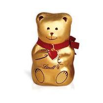 Ursinho de Chocolate Lindt Ao Leite (Teddy) 100G