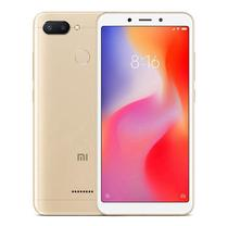 Celular Xiaomi Redmi 6 Dual Global 32GB/3GB Dourado
