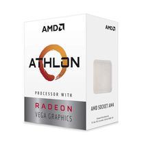 Processador Cpu AMD AM4 Athlon 200GE 3.2 GHZ 5 MB + Solucao Termica