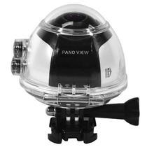 """Câmera Digital 360O V1 Degree HD 16MP Wifi 0.96"""" - Branco"""