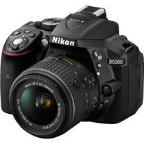 Câmera Nikon D5300 Preta