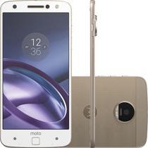 "Smartphone Motorola Moto Z XT1650 32GB Lte Dual Sim 5.5"" Cam.13MP+5MP-Bra/Eu"