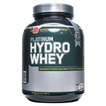 Platinum Hydro Whey 3.5LB (1.59KG) Strawberry - On
