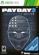 Jogo Payday 2 Safecracker Xbox 360
