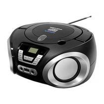 Micro Sistem Megastar MP1842BT CD / USB / Radio / Bluetooth - Preto